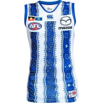 North Melbourne Kangaroos 2019 Kids Indigenous Guernsey