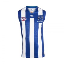 North Melbourne Kangaroos 2017 Mens On Field Pro Home Guernsey