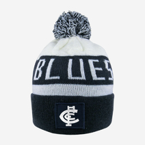 Carlton Blues Bar Beanie