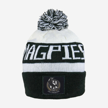 Collingwood Magpies Bar Beanie