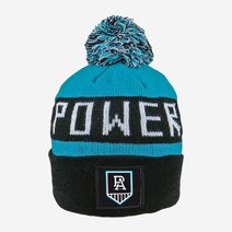 Port Adelaide Power Bar Beanie