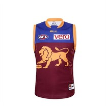Brisbane Lions 2016 Replica Guernsey Home Junior