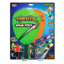 Britz'n Pieces Helix Game Pack Includes 2 X Bats