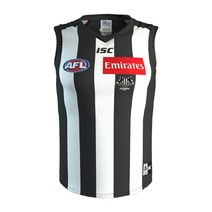 Collingwood Magpies 2017 Youth Home Guernsey