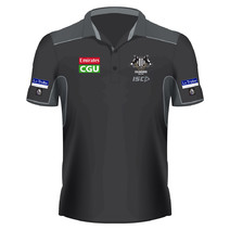 Collingwood Magpies 2017 Mens Players Polo