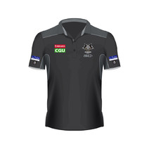Collingwood Magpies 2017 Kids Players Polo