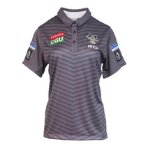 Collingwood Magpies 2017 Womens Chevron Polo