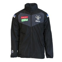 Collingwood Magpies 2017 Womens Wet Weather Jacket