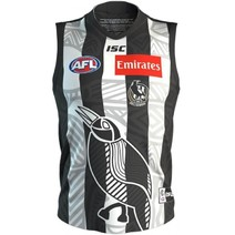 Collingwood Magpies 2018 Mens Indigenous Guernsey