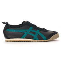 Asics Onitsuka Tiger Mexico 66 Casual Shoes Mens - Black/Shaded Spruce
