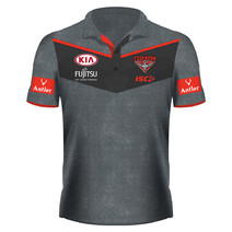 Essendon Bombers 2017 Mens Media Polo