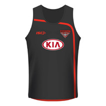 Essendon Bombers 2017 Mens Training Singlet