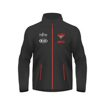 AFL Essedon 2018 Kids Wet Weather Jacket
