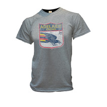 Adelaide Crows Mens Retro 70's Tee