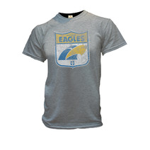 West Coast Mens Retro 70's Tee