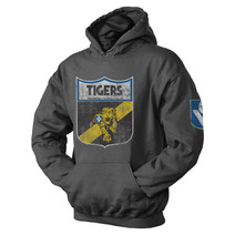 AFL Richmond Tigers Mens Retro Hoody