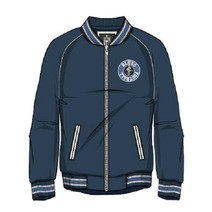 AFL Carlton Blues Mens College Tracktop