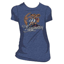 North Melbourne Kangaroos AFL 2013 Ladies Scatter Tee