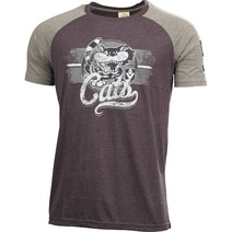 Geelong Cats Mens Sideline Tee Shirt