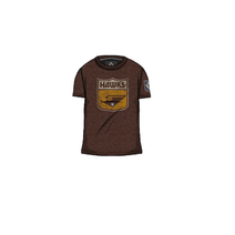 Hawthorn Hawks Youth Retro Logo Tee