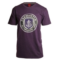 Mens Stamp Tee Fremantle Dockers
