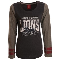 AFL Ladies Property Long Sleeve Tee Brisbane Lions