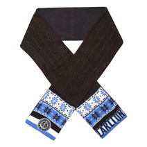 AFL Adult Cable Scarf Carlton Blues
