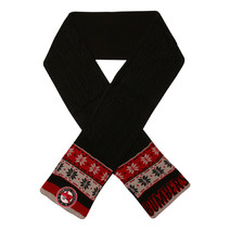 AFL Adult Cable Scarf Essendon Bombers