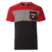 Essendon Bombers Mens Vintage Pocket Tee