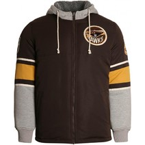 Hawthorn Hawks Mens Retro Jacket