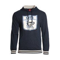 Geelong Cats Mens Retro Pullover