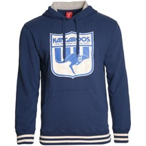 North Melbourne Kangaroos Mens Retro Pullover