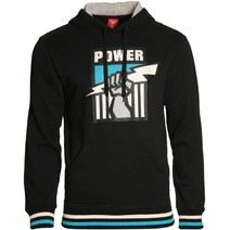 Port Adelaide Power Mens Retro Pullover