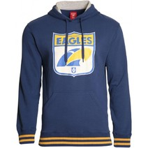 West Coast Eagles Mens Retro Pullover