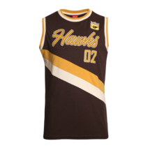 Hawthorn Hawks 2017/2018 Summer Mens Throwback Singlet