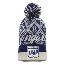 North Melbourne Kangaroos Adults 2018 Vintage Beanie