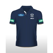 Geelong Cats 2016 Men's Media Polo