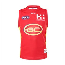 Gold Coast Suns 2016 Replica Guernsey Home