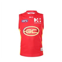 Gold Coast Suns 2016 Replica Guernsey Junior Home
