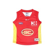 Gold Coast Suns 2016 Replica Guernsey Toddler Home