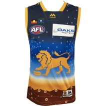 Brisbane Lions 2019 Majestic Youth Indigenous Guernsey