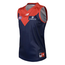 Melbourne Demons 2019 New Balance Youth Home Guernsey