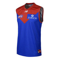 Melbourne Demons 2019 New Balance Mens Clash Guernsey