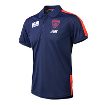 Melbourne Demons 2019 New Balance Mens Media Polo