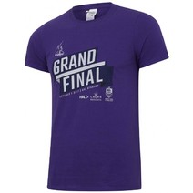 Melbourne Storm 2017 Men's Purple NRL Grand Final T-Shirt