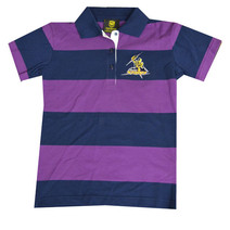 Melbourne Storm Mens Hoop Polo