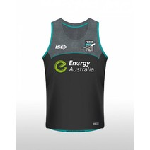 Port Adelaide Power Tank Top Black 2016