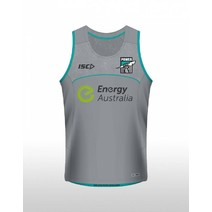 Port Adelaide Power Tank Top Silver 2016