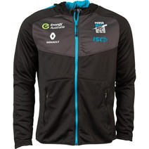 Port Adelaide Power Mens Workout Hoody 2016