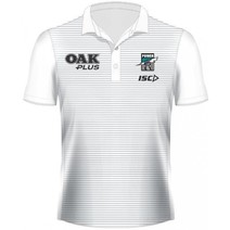 Port Adelaide Power 2018 AFL Mens Proformance Polo